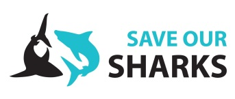 save our sharks logo